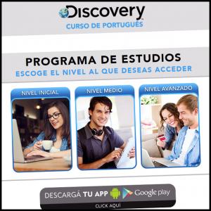 Curso de Portugués de Discovery